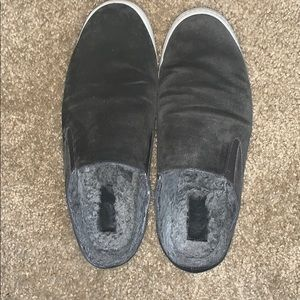 Gently worn shoes